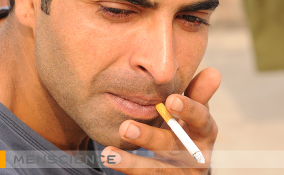 Effects Of Smoking Cigarettes On Face