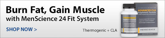 MenScience 24 Fit System