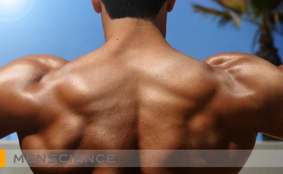 Get Rid Of Back Acne Scars In Men Menscience